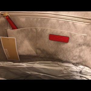Michael Kors Bags - NWT, MK canvas XL tote.